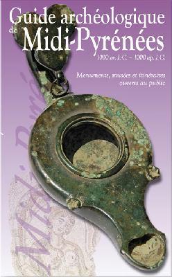 Couverture Guide archéologique