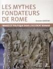 Couverture Mythes fondateurs de Rome