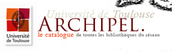 Catalogue Archipel