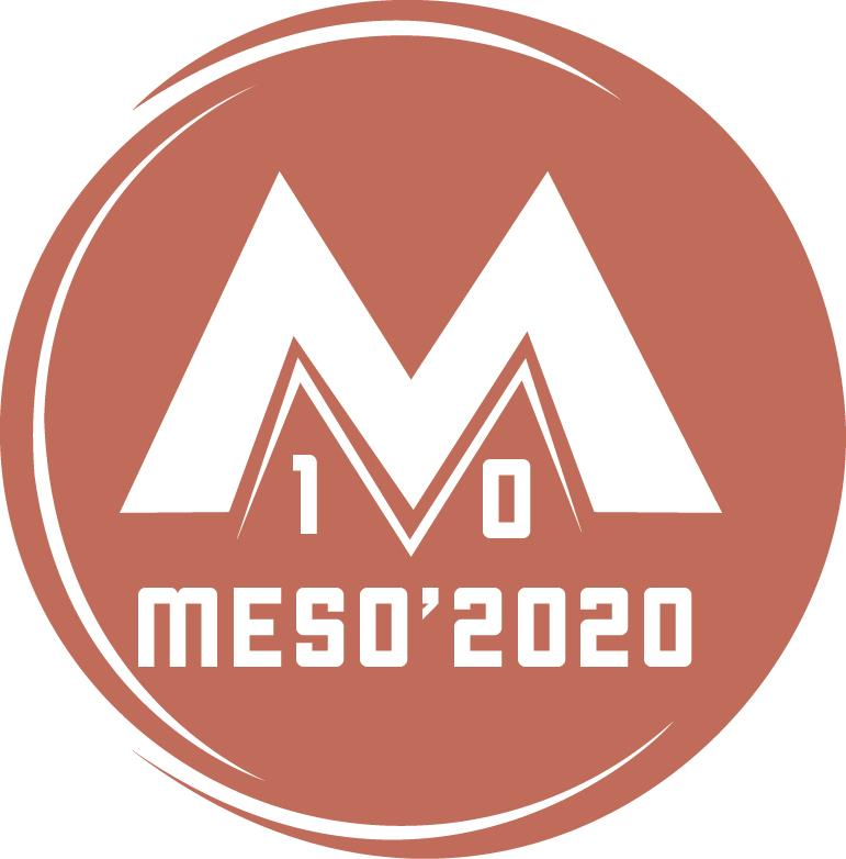 Logo Congrès Méso'10 2020